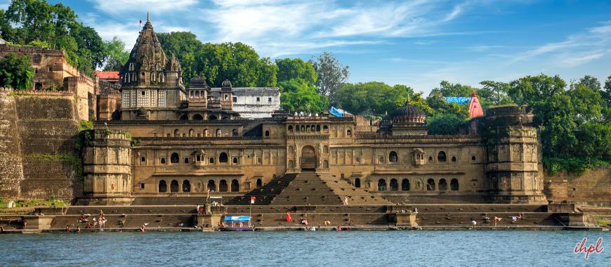 Mahakaleshwar Mandir in Madhya Pradesh