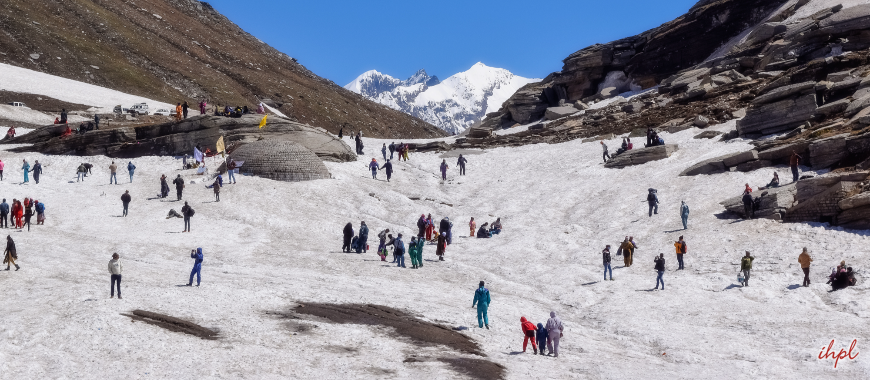Rohtang Pass Mountain pass in Himachal Pradesh