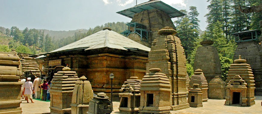 Jageshwar Temple in Almora