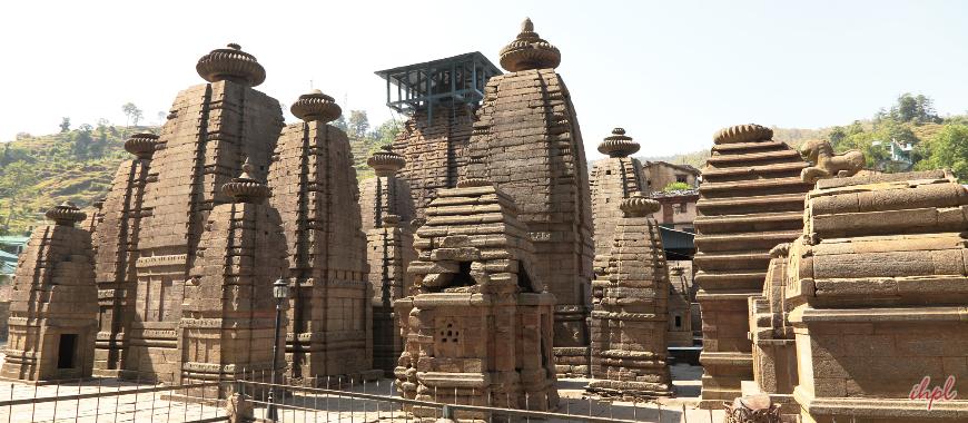 Jageshwar Temple in Almora