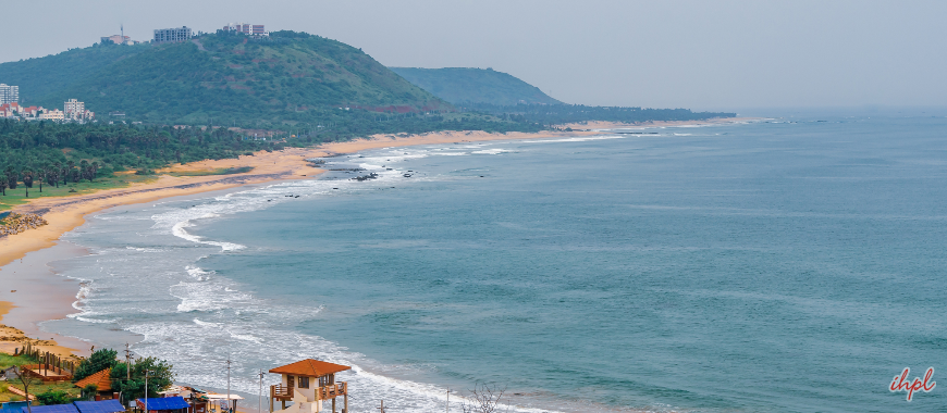 sea shore vizag