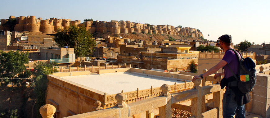 Jaisalmer, City of Desert
