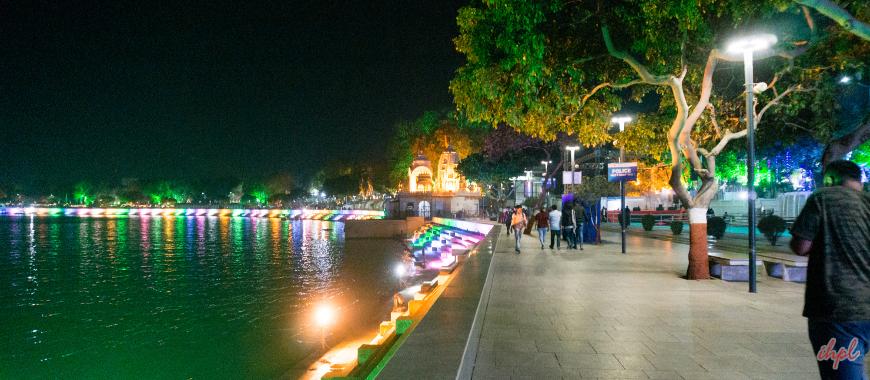 Kankaria Lake in Ahmedabad Gujarat