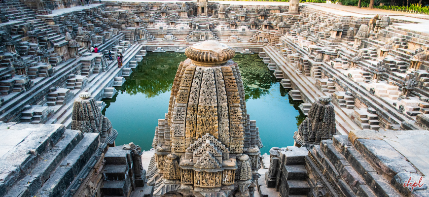 Sun Temple Historical landmark in Modhera, Gujarat