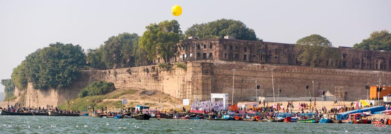 Allahabad Fort Historical landmark in Allahabad, Uttar Pradesh