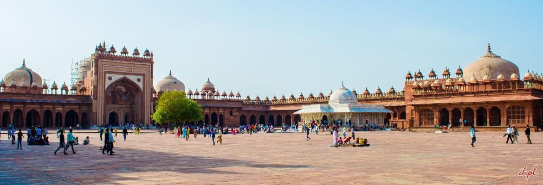Fatehpur Sikri Town in Uttar Pradesh