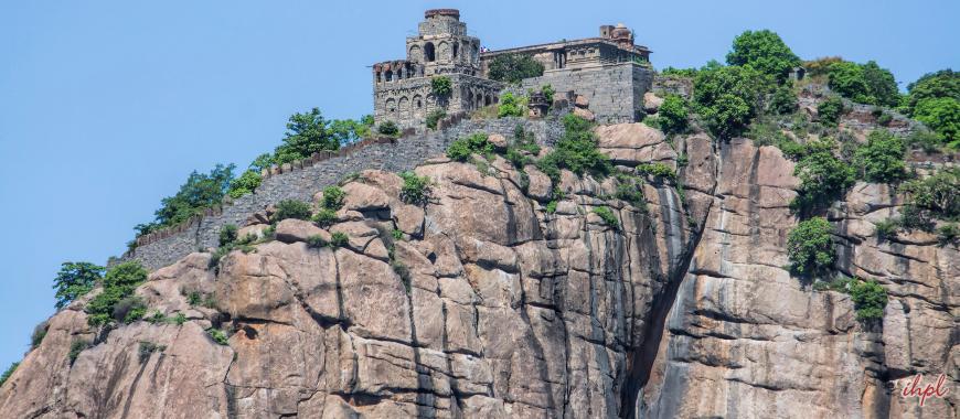 Krishnagiri city in Tamil Nadu