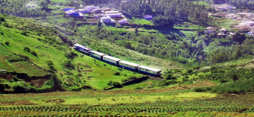 Nilgiri Mountain Railway Coonoor
