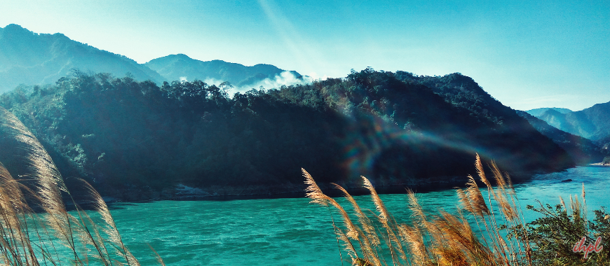 Pasighat Town in  Arunachal Pradesh, India