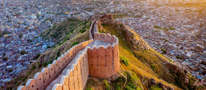 Baran city in Rajasthan