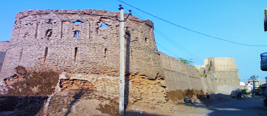 Ganganagar city in Rajasthan