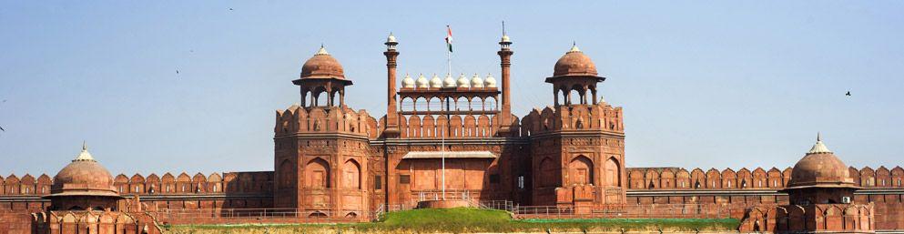 New Delhi Header