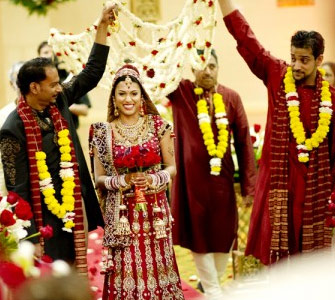 West Indian Wedding Traditions - Ceremony of Hindu Marriage