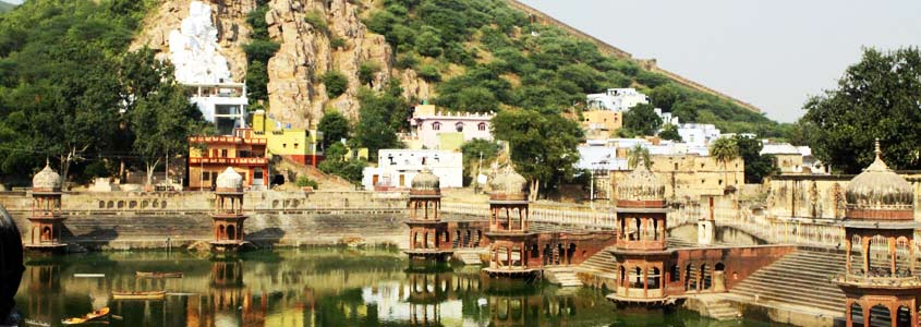 Alwar City in Rajasthan