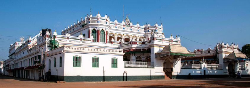 tamil thai temple chettinad, tamil nadu
