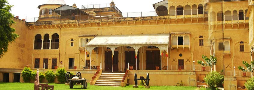 dundlod haveli in rajasthan