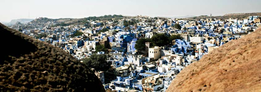 jodhpur blue city in Rajasthan