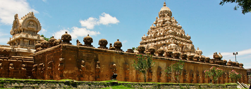 kailasnath temple at kanchipuram