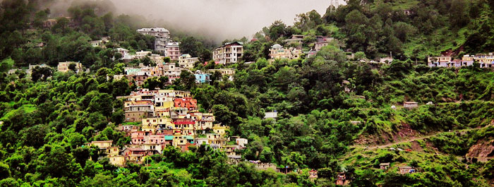 kasauli hill station