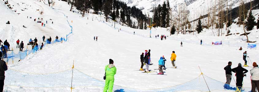 manali hill station in Himachal Pradesh
