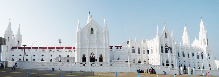 st mary church nagapattinam