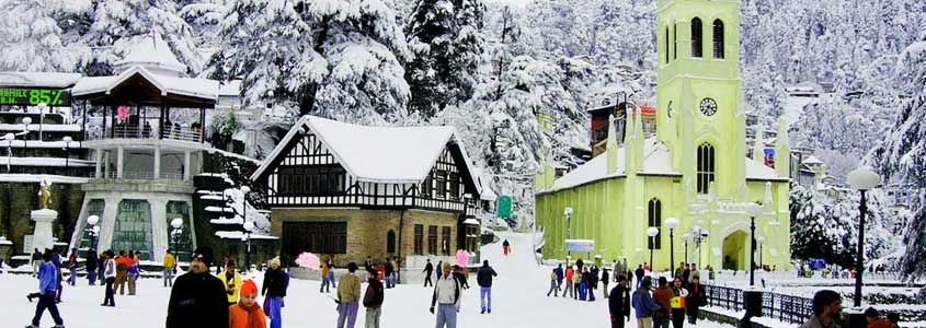 Church of christ in Shimla