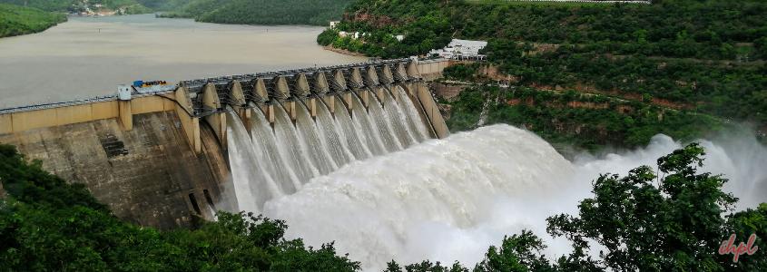 kala bagh dam in srisailam