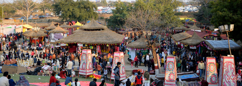 Surajkund Crafts Mela in haryana