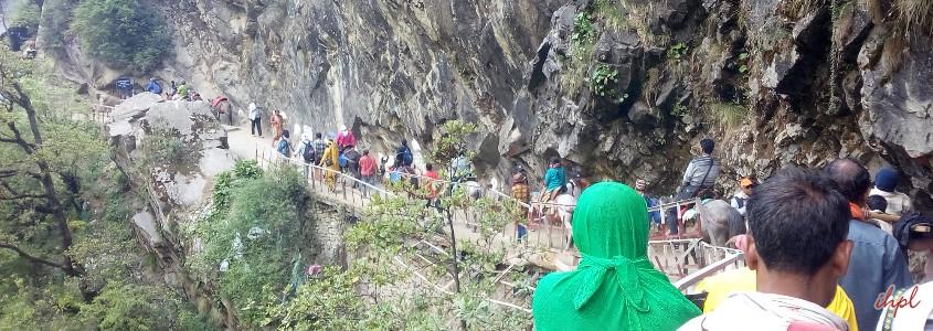 Yamunotri Temple Uttarakhand