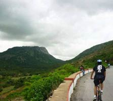 nandi hills hill station in karnataka