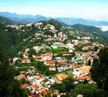 almora in uttarakhand in india
