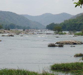 fishing in bheemeshwari, karnataka