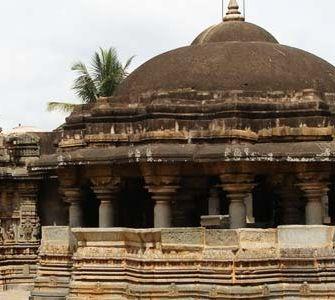 temple in hassan, karnataka