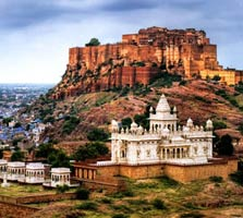 forts and palaces in jodhpur