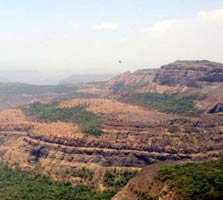 Khandala hill station in Maharashtra