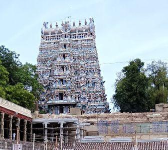 temple in madurai, tamil nadu