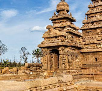Mahabalipuram town in tamil nadu