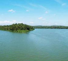 river in malappuram, kerala