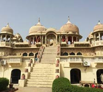 mandawa temple in Rajasthan