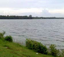 lake in nagpur, maharashtra