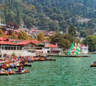 Nainital lake Uttarakhand