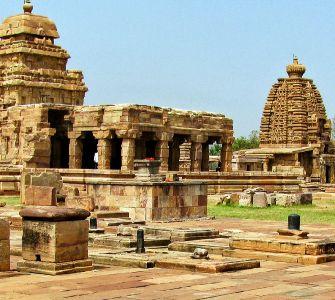 temple in Pattadakal, karnataka