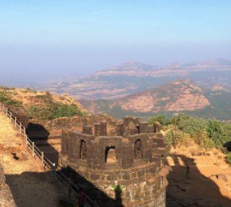 raigad town in Maharashtra