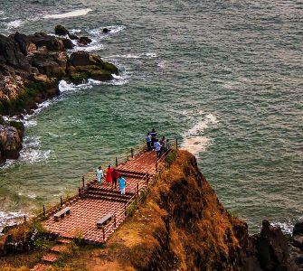 beach in ratnagiri, Maharashtra