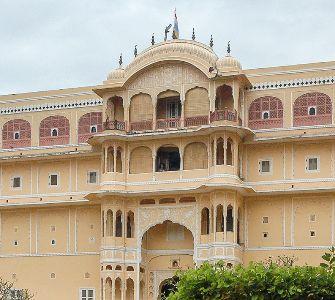 Samode Hotel, Rajasthan