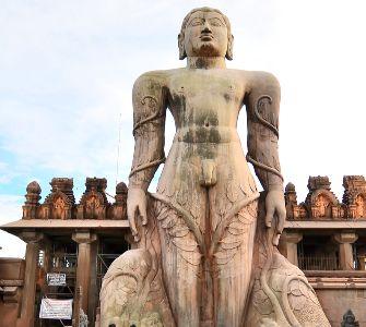 temple in Shravanabelagola, karnataka