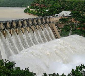 temple in srisailam, andhra pradesh