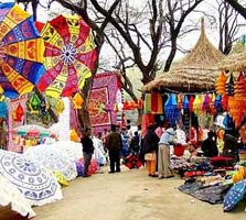 Suraj Kund Crafts Mela
