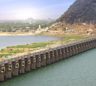 ruins in vijayawada, andhra pradesh