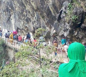 yamunotri river in uttarakhand